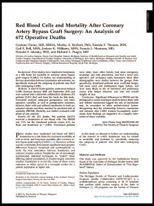 2015red-blood-cells-and-mortality-after-coronary-artery-bypass-graft-surgery