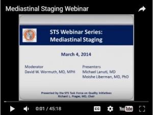 stsmediastinalstaging